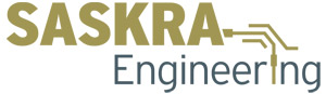 SASKRA Engineering Logo